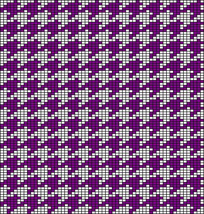 Oddknit Free Knitting Patterns Charts Tessellating Tiles