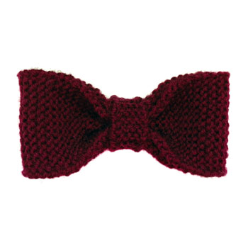 Oddknit Free Knitting Patterns Ss Bowtie