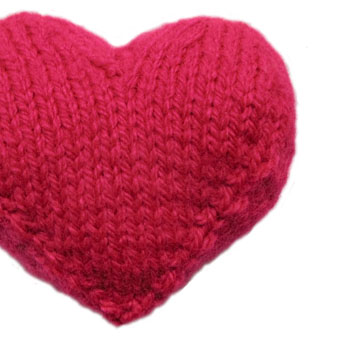 Oddknit Free Knitting Patterns Juggling Hearts