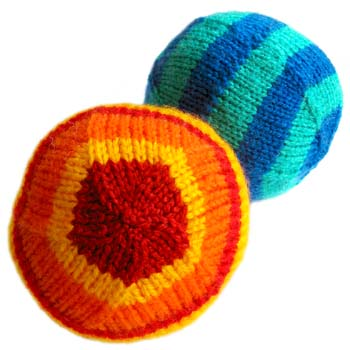 ODDknit - Free Knitting Patterns - Little Ball
