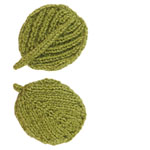 ODDknit - Free Knitting Patterns - Conkers