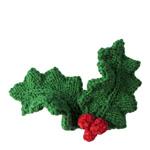 Elm Leaf Knitting Pattern : ODDknit - Free Knitting Patterns - Elm Leaf